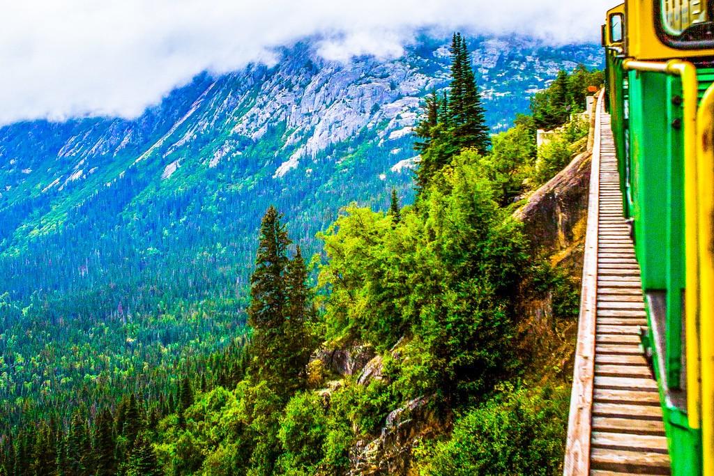 阿拉斯加归来,进山体验_图1-29