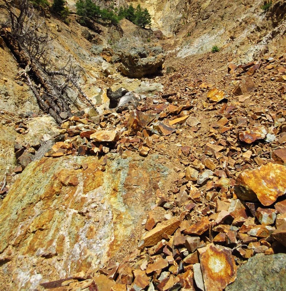 奥斯卡峰的碎石_图1-29