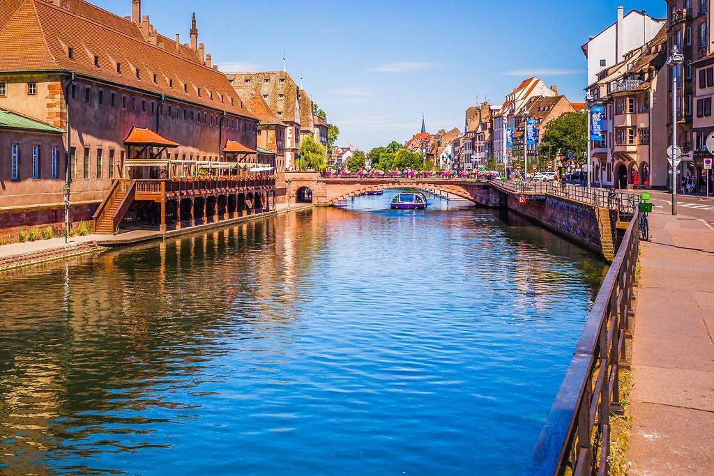 法国斯特拉斯堡(Strasbourg),老城老建筑_图1-27