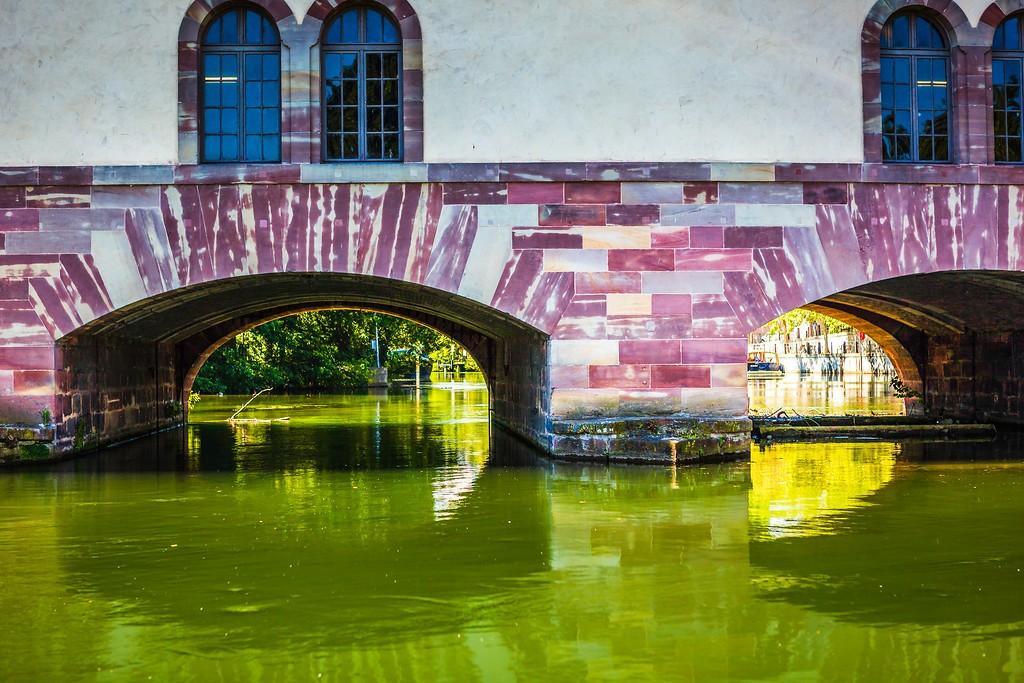 法国斯特拉斯堡(Strasbourg),老城老建筑_图1-28