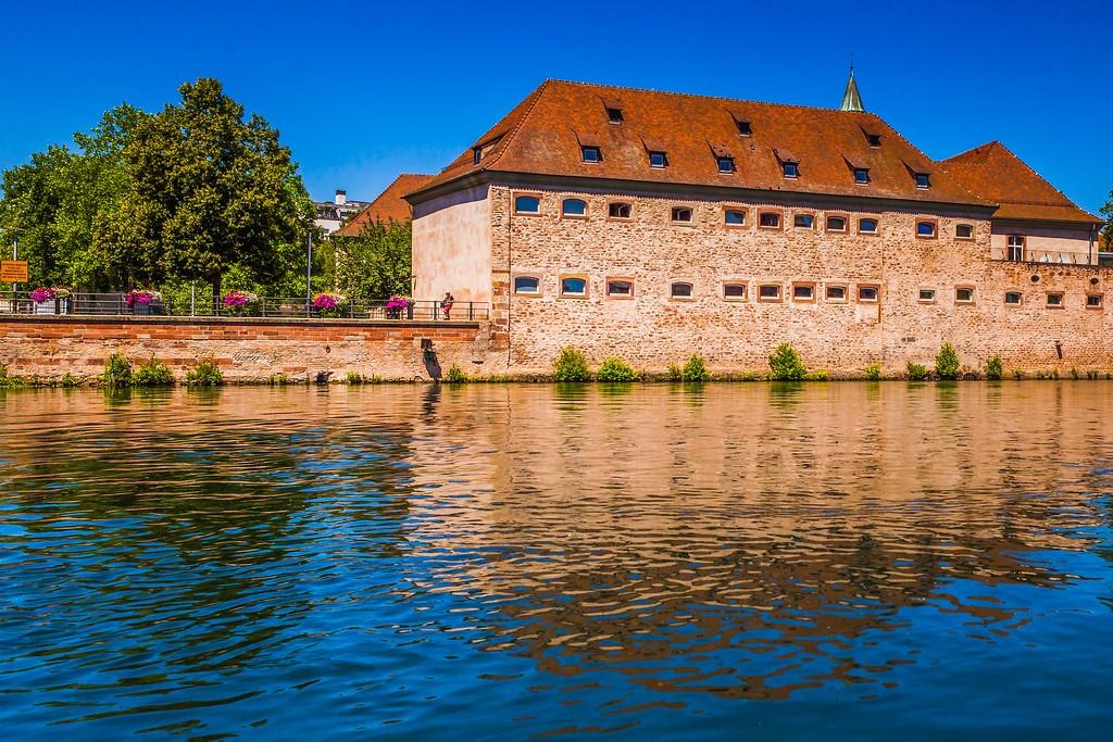 法国斯特拉斯堡(Strasbourg),老城老建筑_图1-29