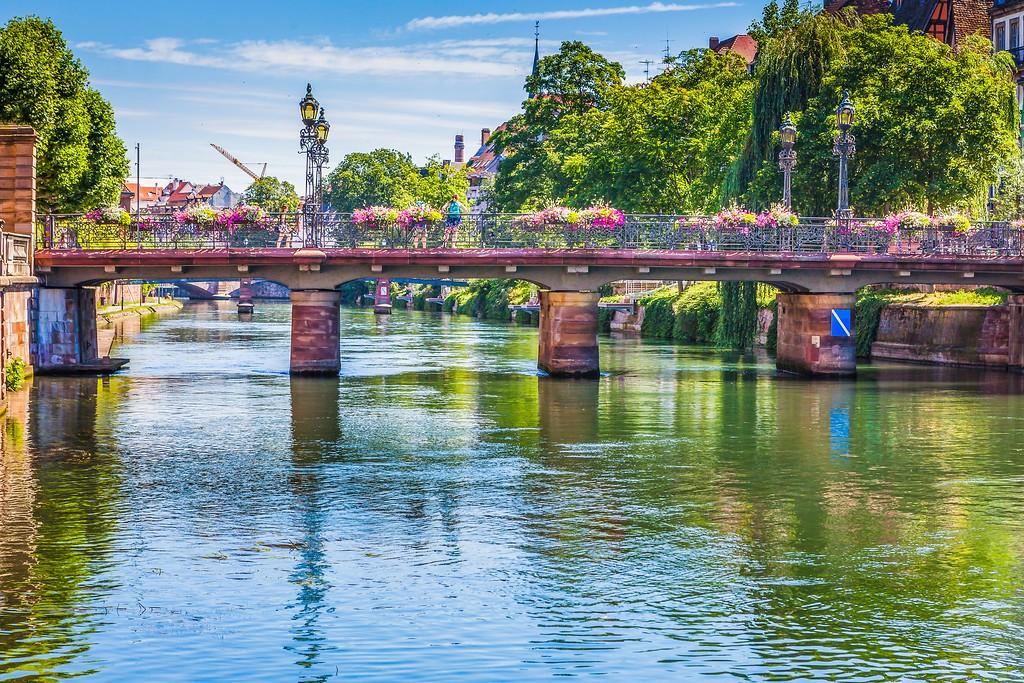 法国斯特拉斯堡(Strasbourg),老城老建筑_图1-24