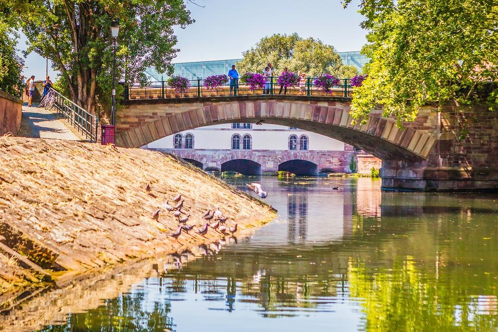 法国斯特拉斯堡(Strasbourg),老城老建筑_图1-22