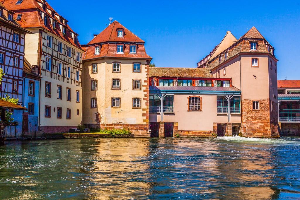 法国斯特拉斯堡(Strasbourg),老城老建筑_图1-21