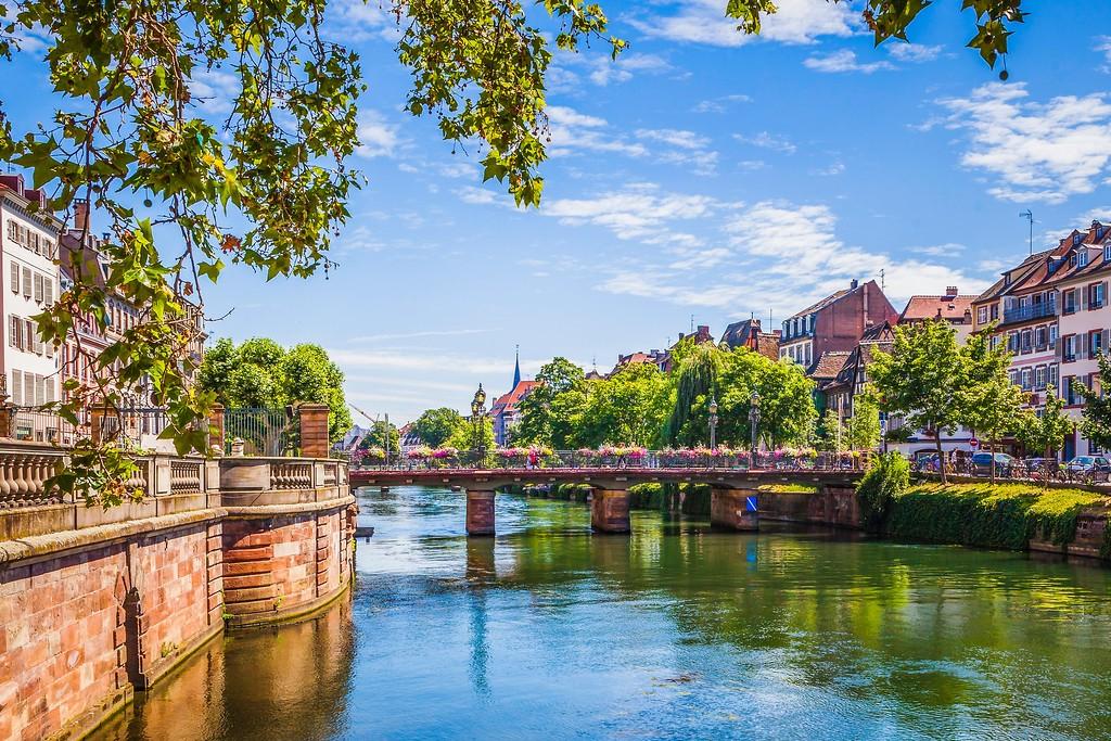法国斯特拉斯堡(Strasbourg),老城老建筑_图1-15