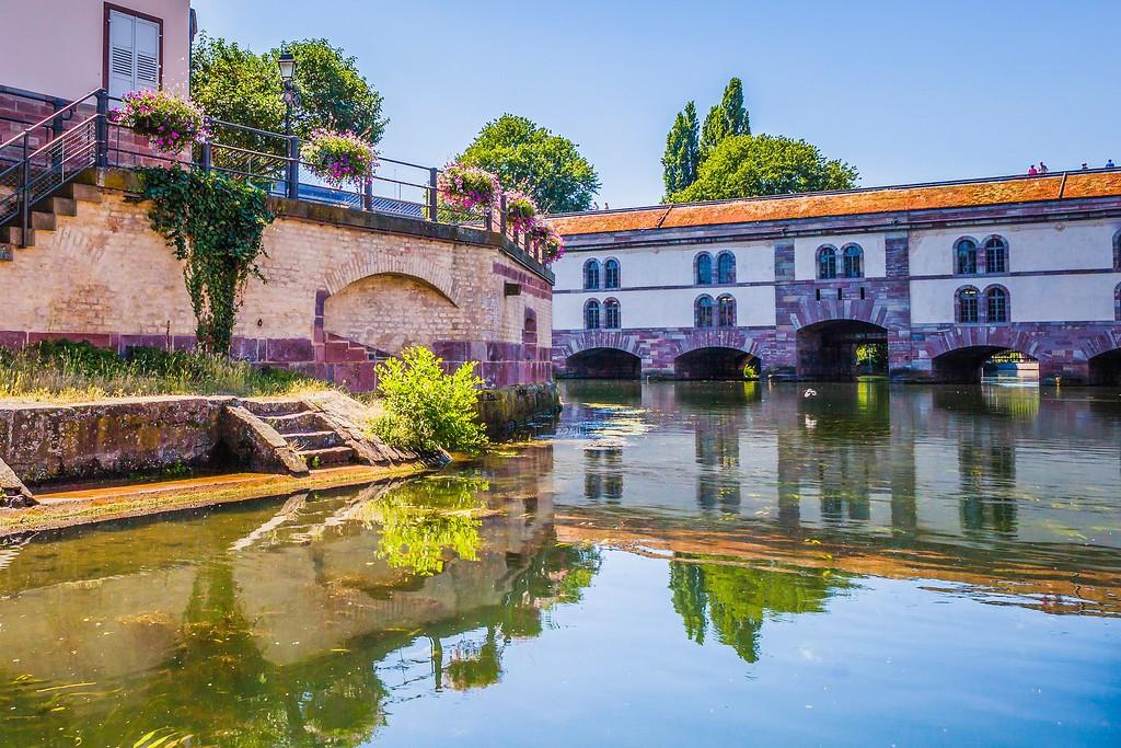 法国斯特拉斯堡(Strasbourg),老城老建筑_图1-10