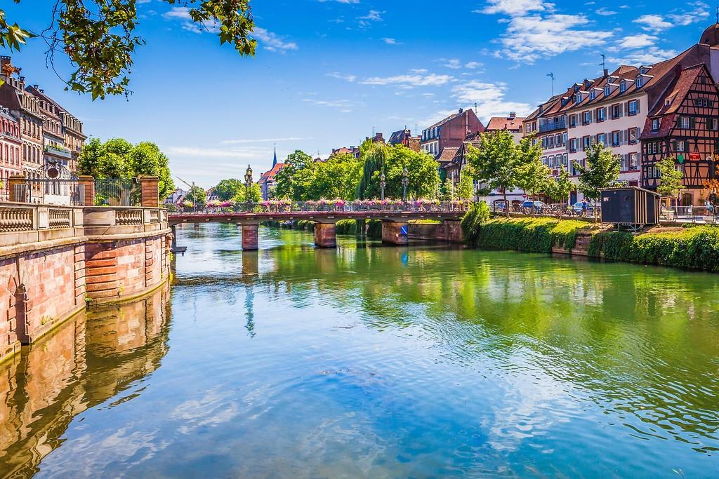 法国斯特拉斯堡(Strasbourg),老城老建筑_图1-9