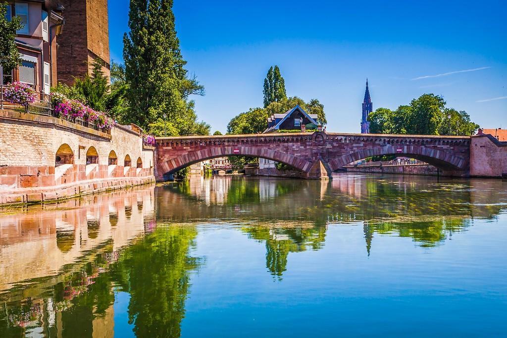 法国斯特拉斯堡(Strasbourg),老城老建筑_图1-8