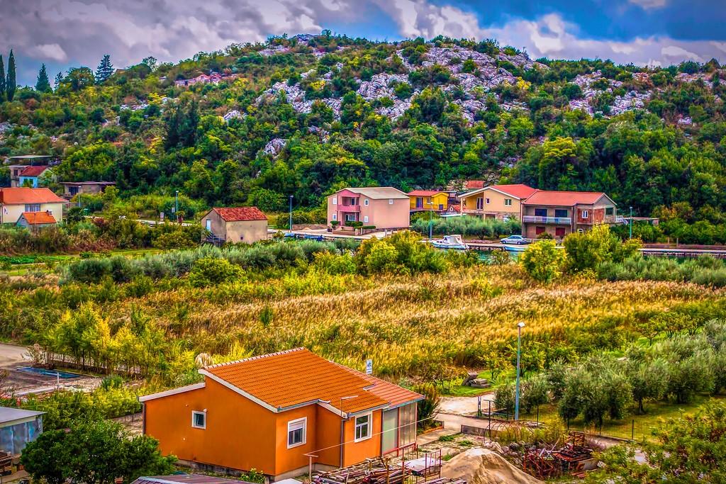 克罗地亚旅途,红瓦绿树_图1-36