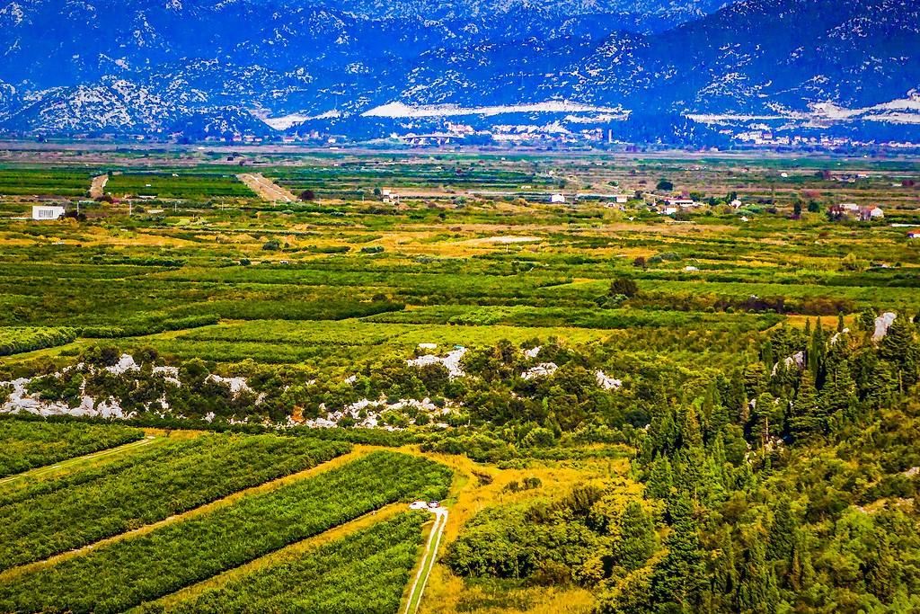 克罗地亚旅途,红瓦绿树_图1-29