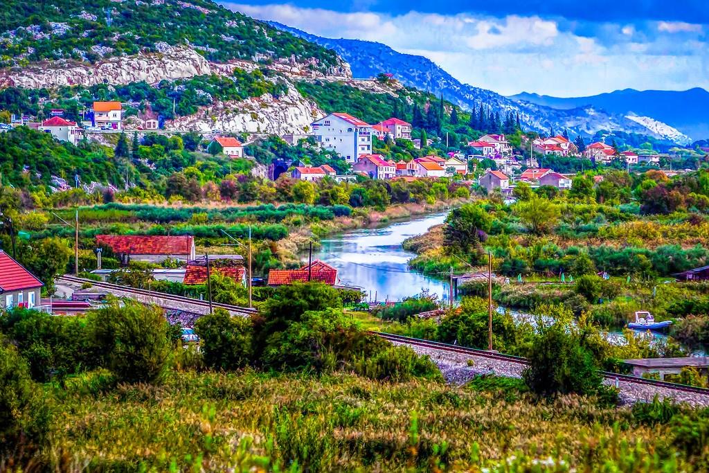 克罗地亚旅途,红瓦绿树_图1-32