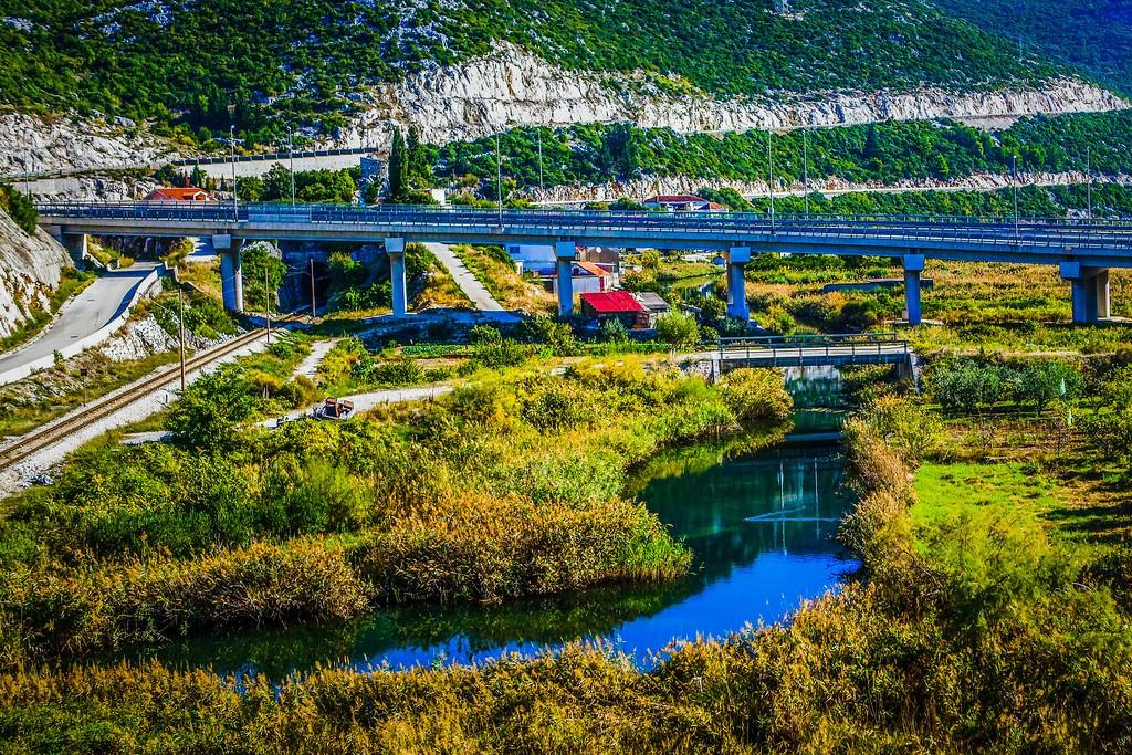克罗地亚旅途,红瓦绿树_图1-27