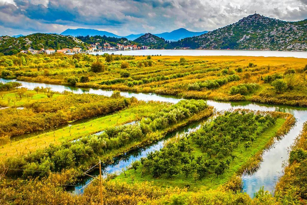 克罗地亚旅途,红瓦绿树_图1-22