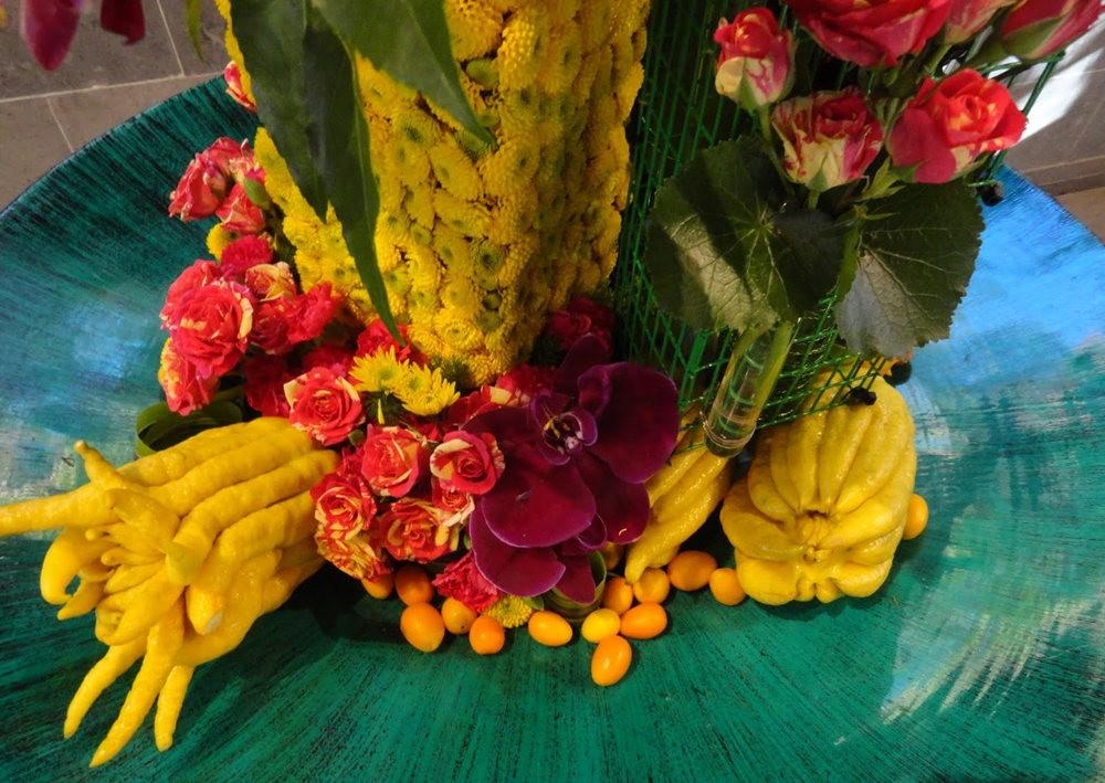 月亮花卉设计作品展.和菊花周年庆典_图1-16