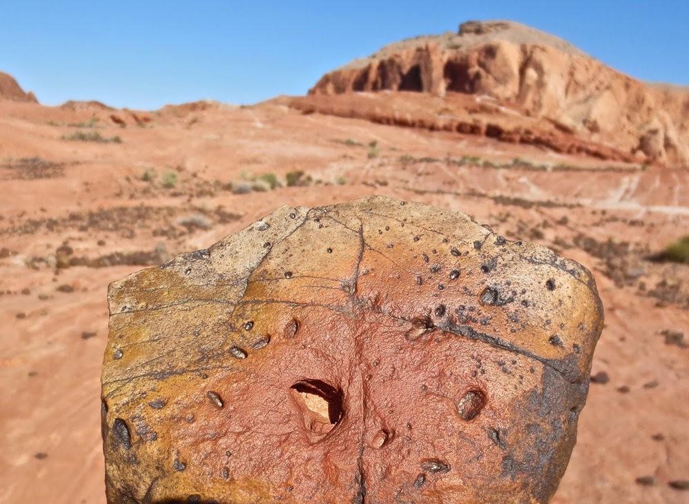 火谷红岩异石_图1-16