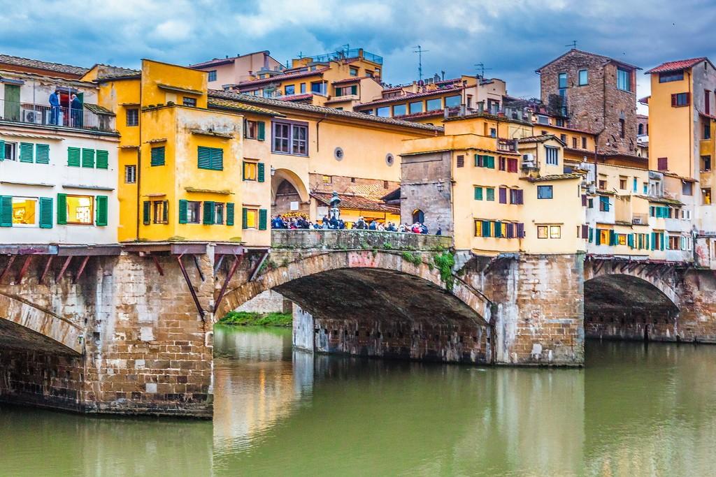 意大利佛罗伦萨(Florence),桥的文化_图1-7