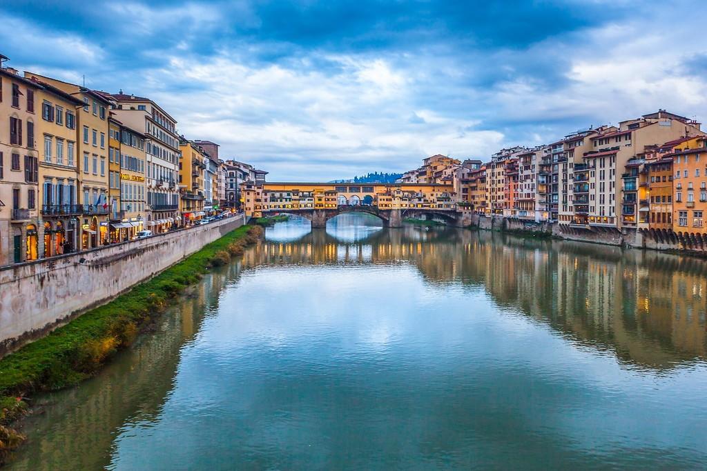 意大利佛罗伦萨(Florence),桥的文化_图1-6