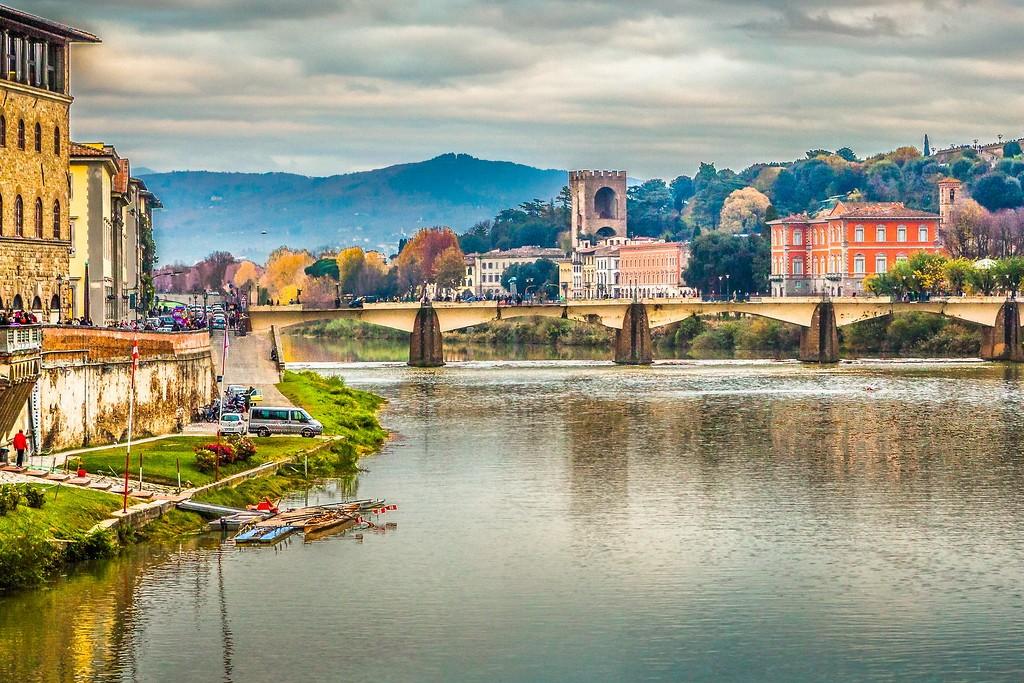 意大利佛罗伦萨(Florence),桥的文化_图1-10