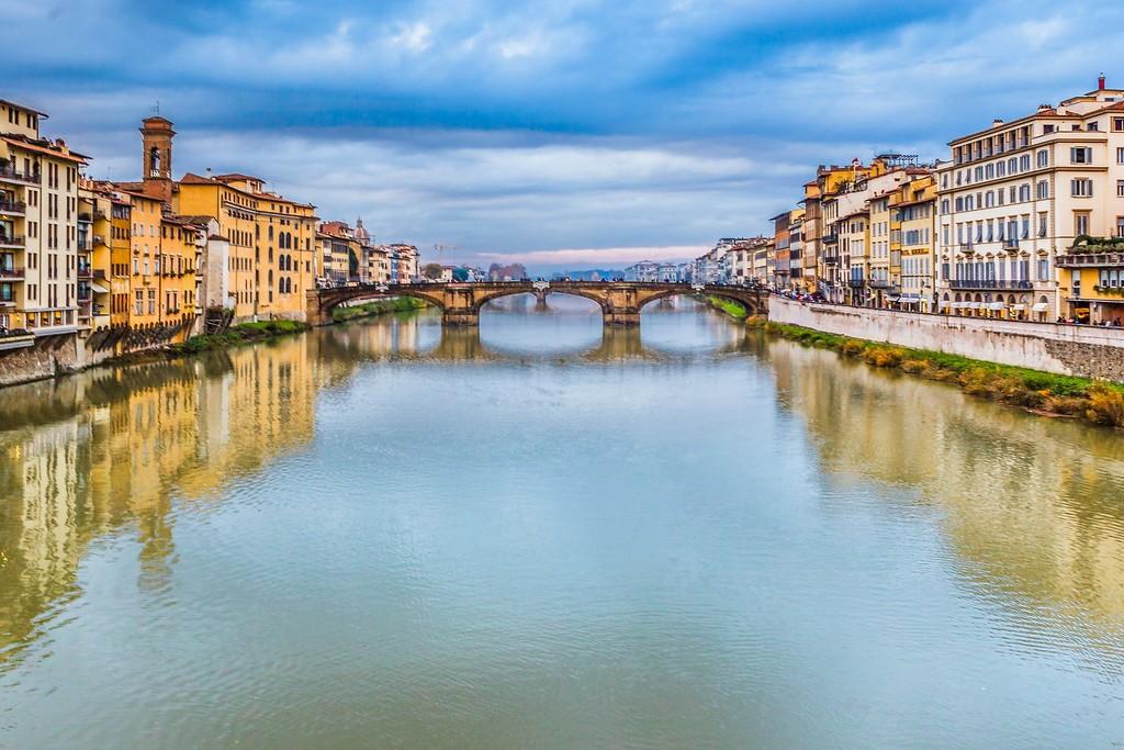 意大利佛罗伦萨(Florence),桥的文化_图1-3