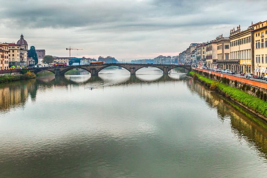 意大利佛罗伦萨(Florence),桥的文化_图1-4