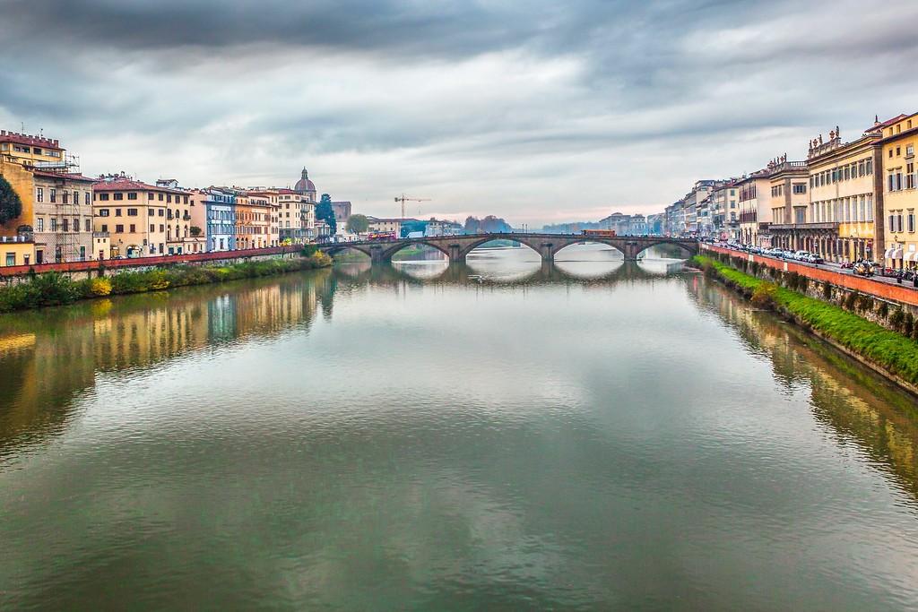 意大利佛罗伦萨(Florence),桥的文化_图1-11