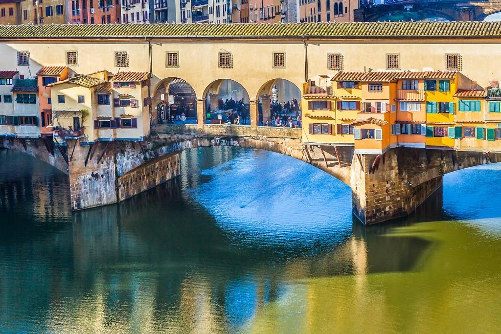 意大利佛罗伦萨(Florence),桥的文化_图1-15