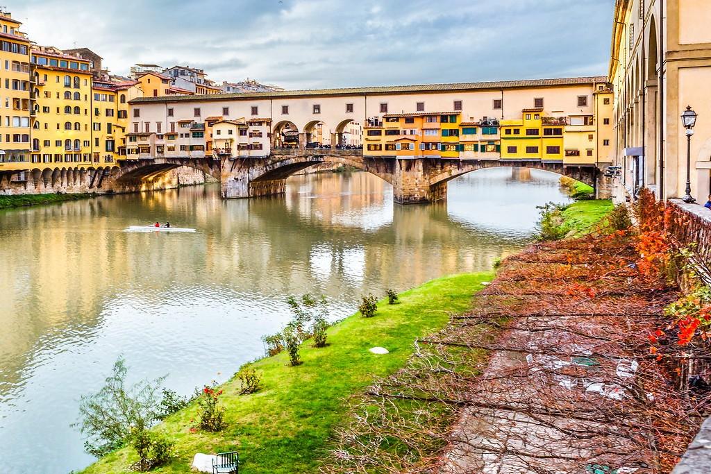 意大利佛罗伦萨(Florence),桥的文化_图1-14