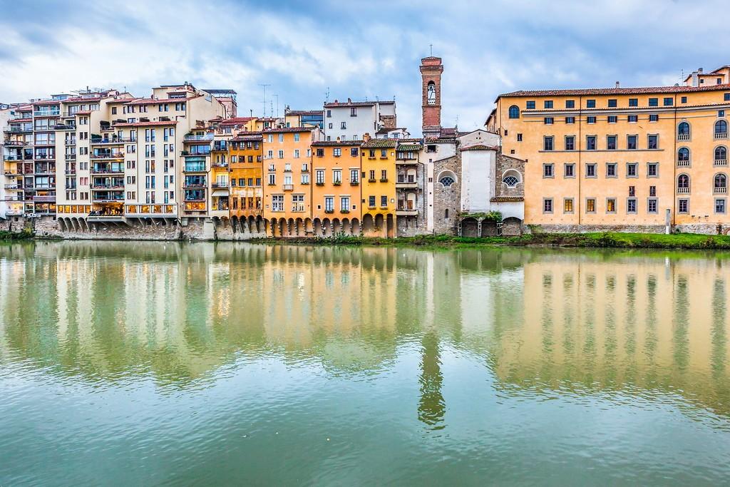 意大利佛罗伦萨(Florence),桥的文化_图1-20
