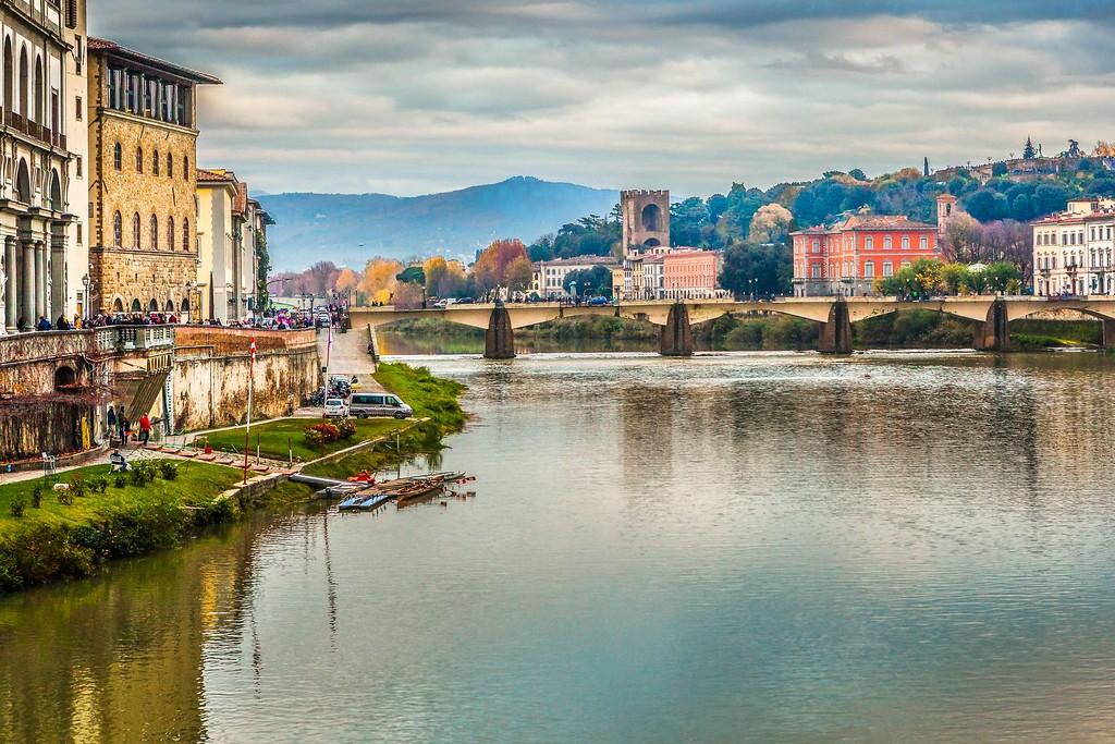 意大利佛罗伦萨(Florence),桥的文化_图1-23