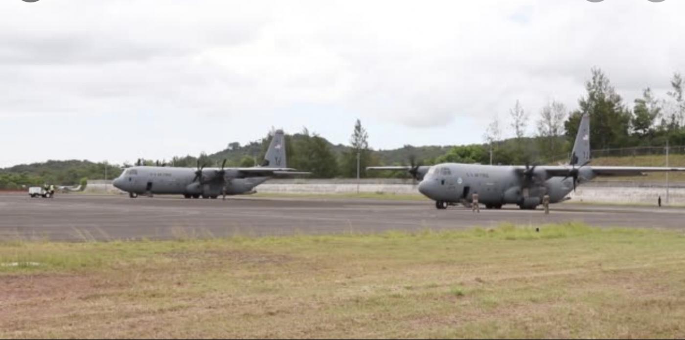"""美国在""""帕劳""""修建军事基地针对中国_图1-4"""