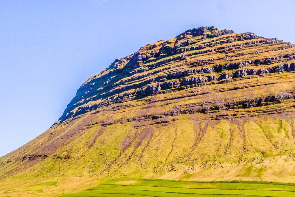 冰岛Kirkjufellsfoss,雪山瀑布_图1-14
