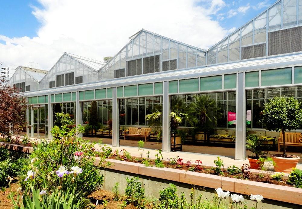 丹佛植物园的温室大棚_图1-2