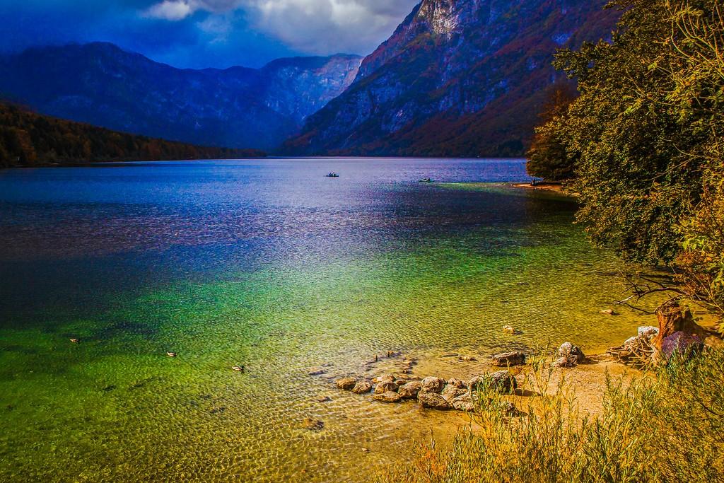 斯洛文尼亚博希尼湖(Lake Bohinj),美景如画_图1-21