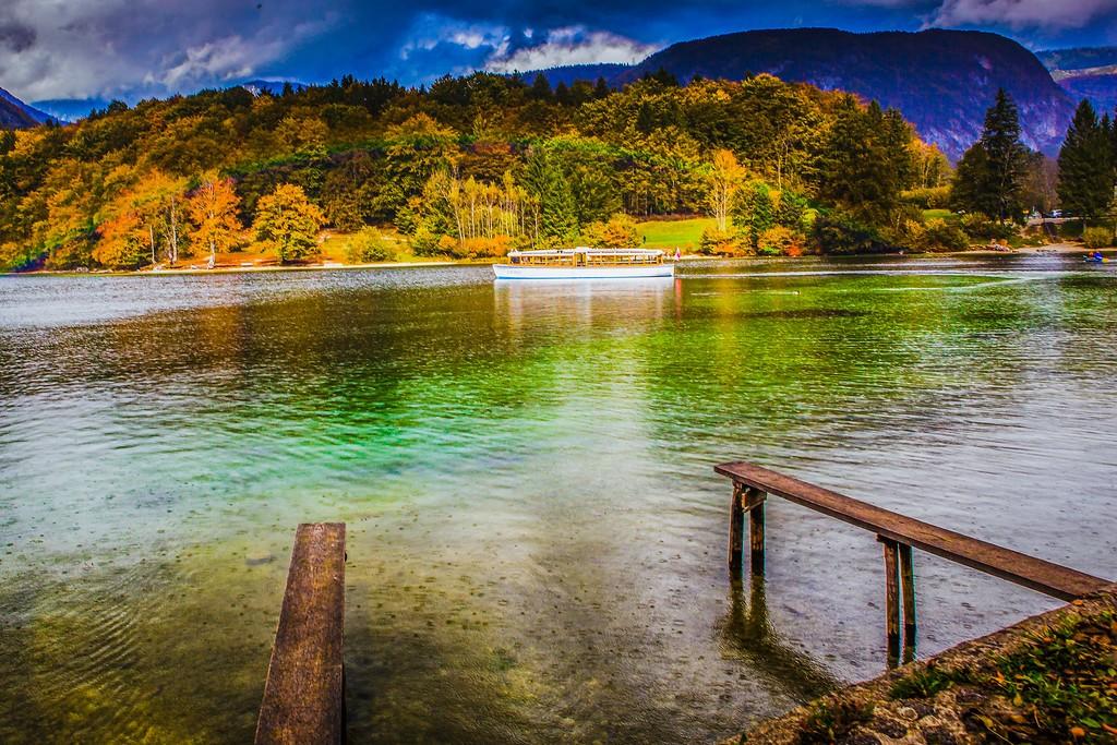 斯洛文尼亚博希尼湖(Lake Bohinj),美景如画_图1-22