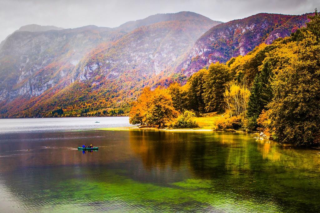 斯洛文尼亚博希尼湖(Lake Bohinj),美景如画_图1-20