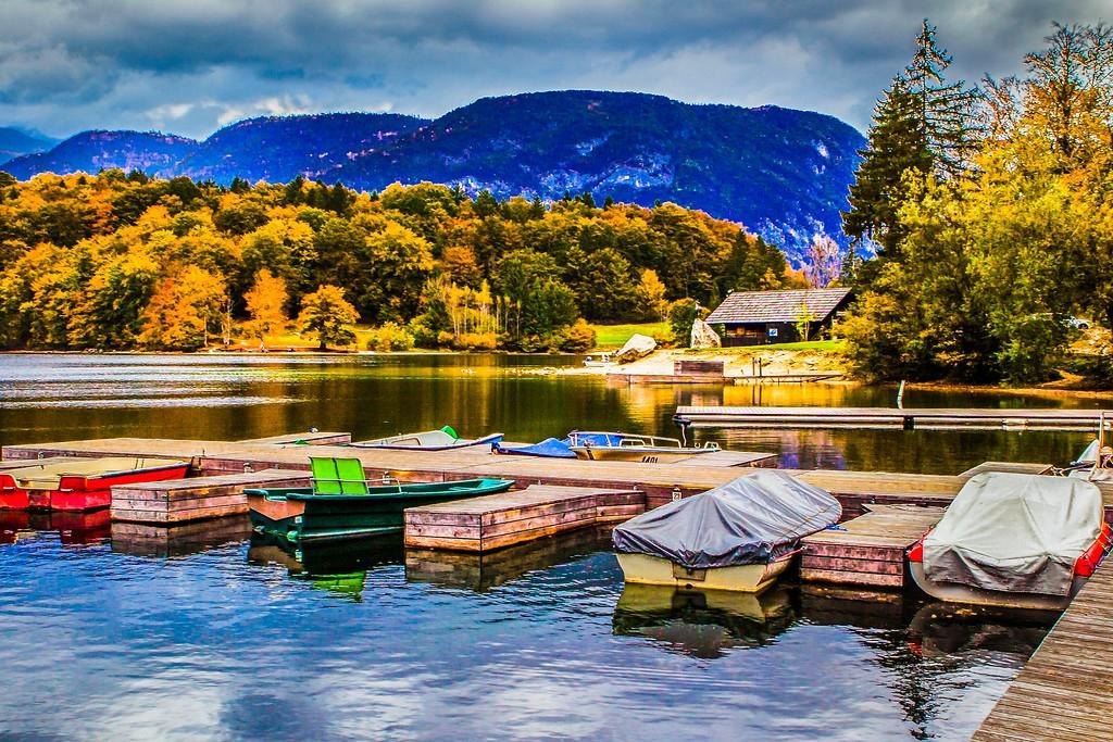 斯洛文尼亚博希尼湖(Lake Bohinj),美景如画_图1-19