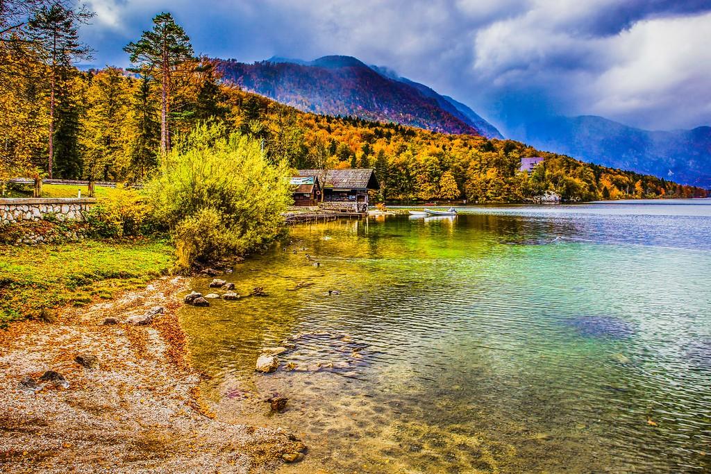 斯洛文尼亚博希尼湖(Lake Bohinj),美景如画_图1-18