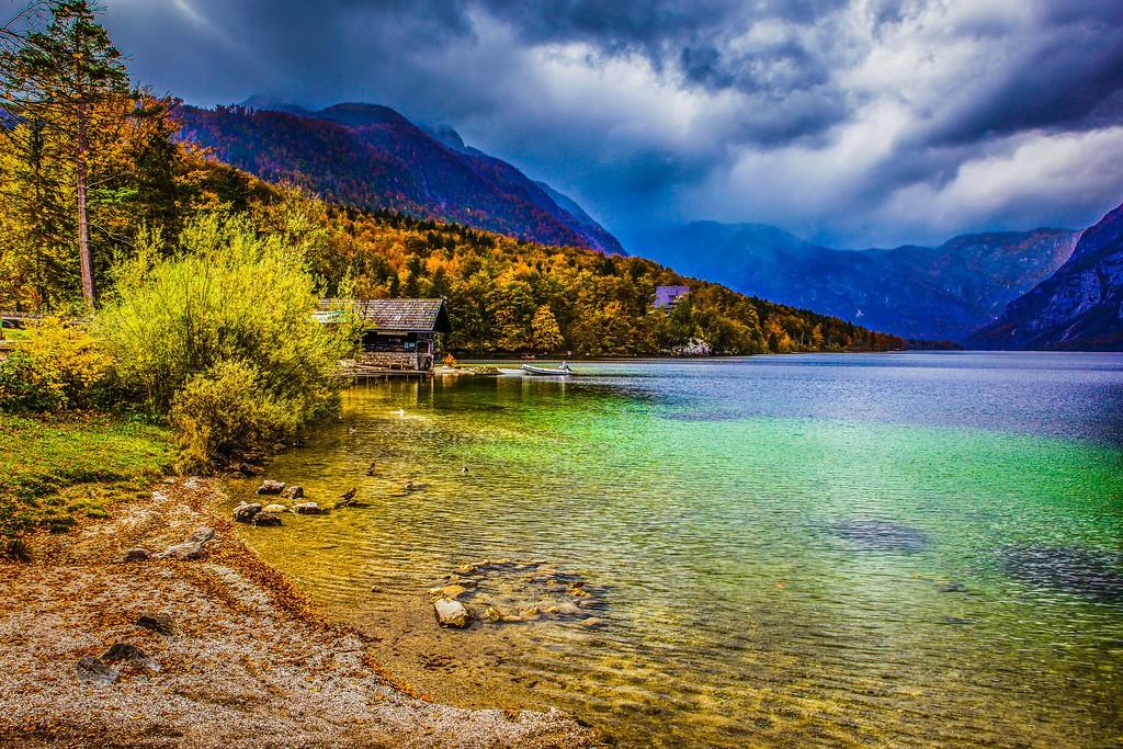 斯洛文尼亚博希尼湖(Lake Bohinj),美景如画_图1-24