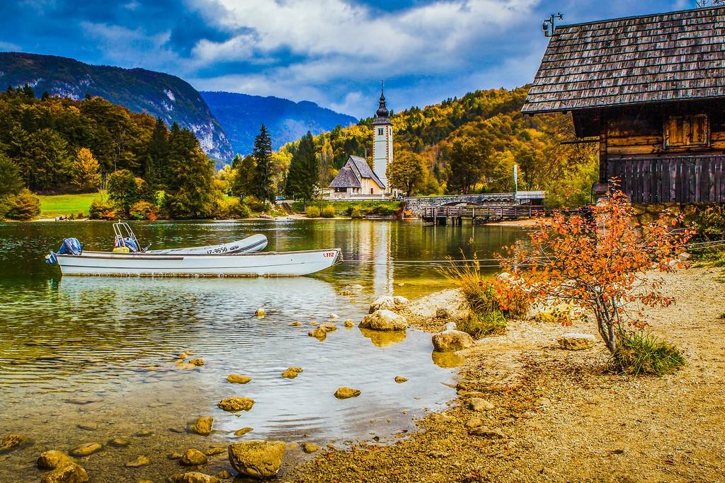 斯洛文尼亚博希尼湖(Lake Bohinj),美景如画_图1-4