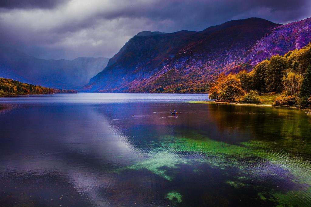斯洛文尼亚博希尼湖(Lake Bohinj),美景如画_图1-5