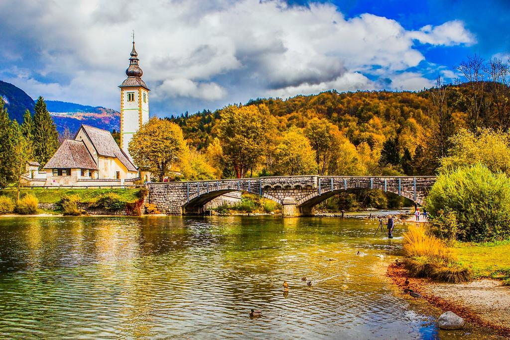 斯洛文尼亚博希尼湖(Lake Bohinj),美景如画_图1-7
