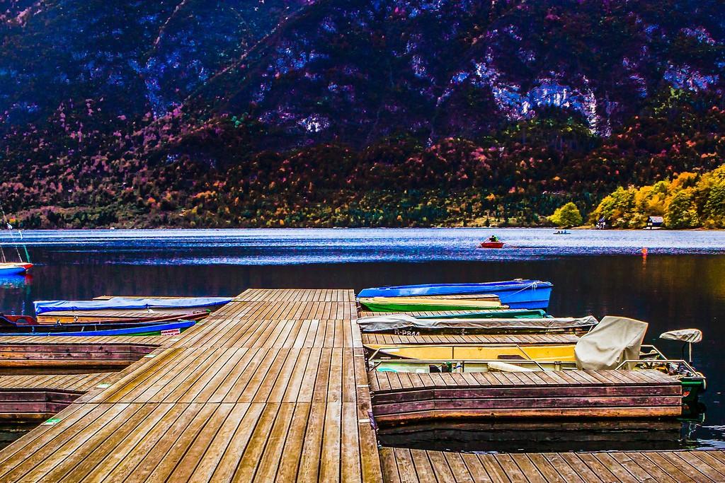 斯洛文尼亚博希尼湖(Lake Bohinj),美景如画_图1-12