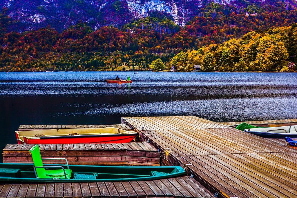 斯洛文尼亚博希尼湖(Lake Bohinj),美景如画_图1-11