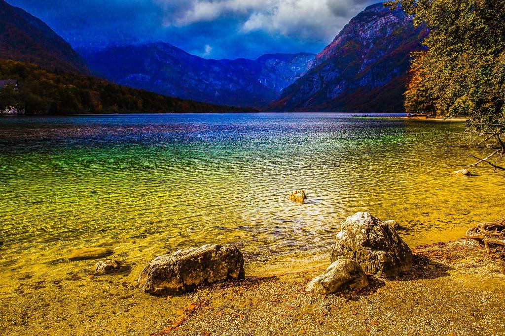 斯洛文尼亚博希尼湖(Lake Bohinj),美景如画_图1-10