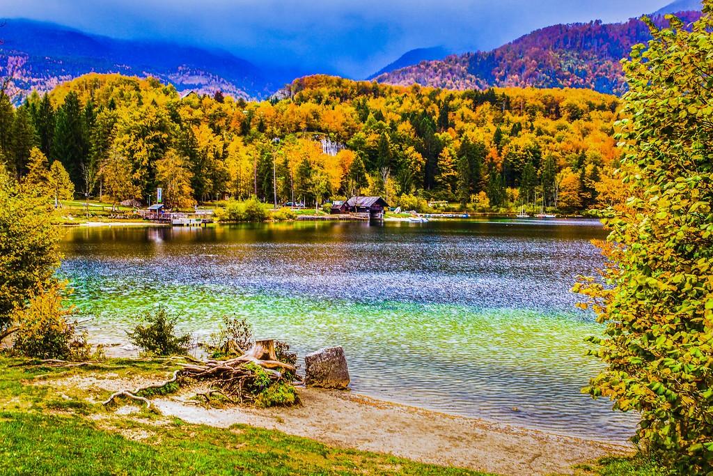 斯洛文尼亚博希尼湖(Lake Bohinj),美景如画_图1-14