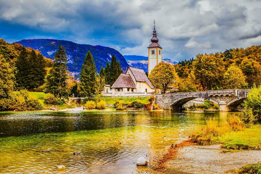 斯洛文尼亚博希尼湖(Lake Bohinj),美景如画_图1-15