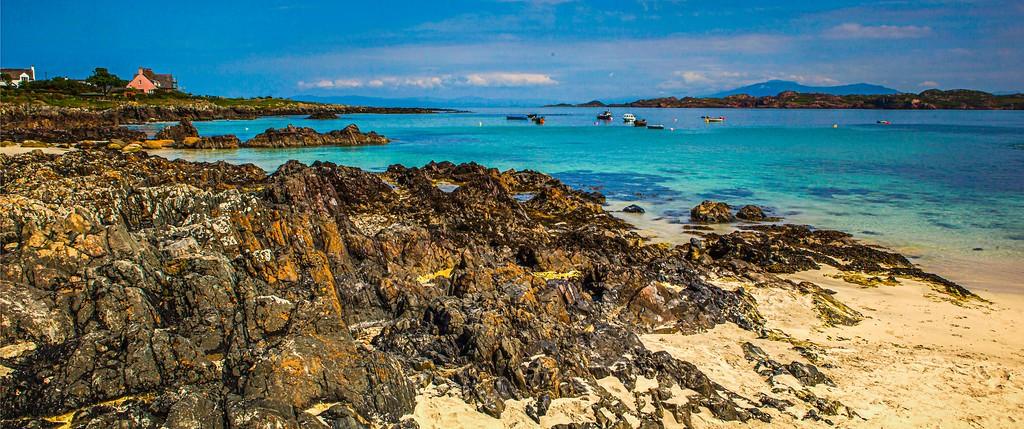 苏格兰美景,礁石海景_图1-10
