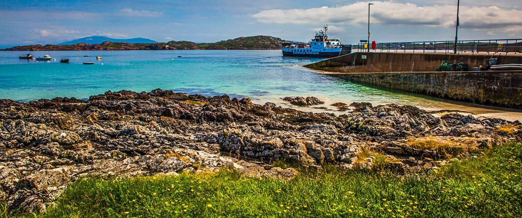 苏格兰美景,礁石海景_图1-20