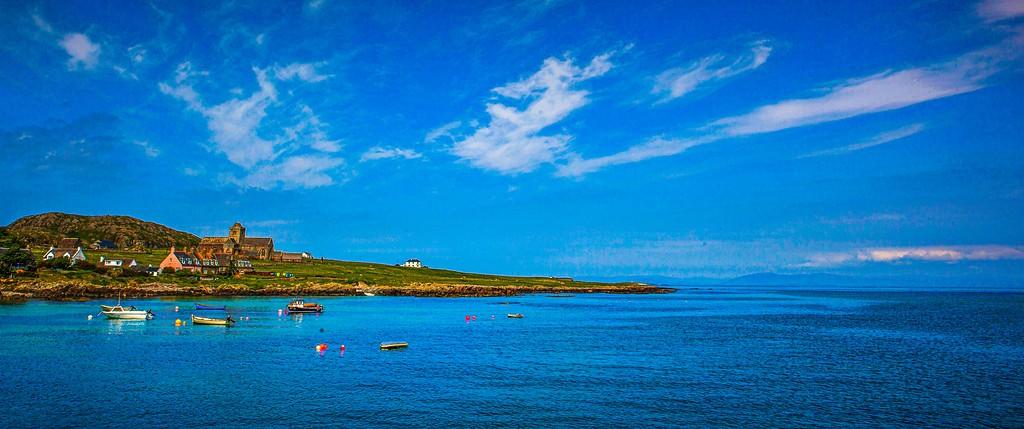 苏格兰美景,礁石海景_图1-16