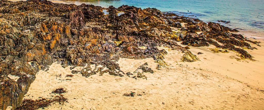 苏格兰美景,礁石海景_图1-22